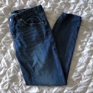 7 For All Mankind Skinny Ankle Legging Jeans